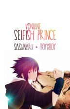 Selfish Prince by vonlane