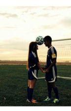 Der Fußballer und die Fußballerin ❤⚽ by Blumenkind_xy