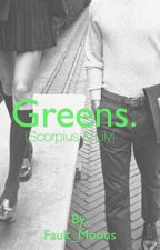 Greens | Lily & Scorpius | by Fault_Moons