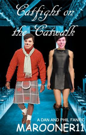 Catfight on the Catwalk - A Phanfic by marooner11