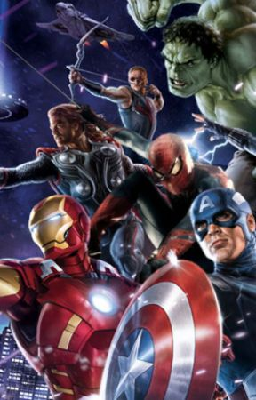 A Web of Avengers 《DISCONTINUED》 by DewieBlue