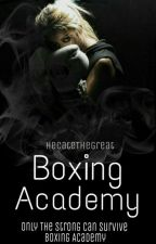 Boxing Academy by houston149
