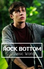 Rock Bottom || Jurassic World by -CaptainObvious-
