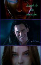 Angie, La Hija De Tony Stark Y Novia De Loki by AnnieAngel16