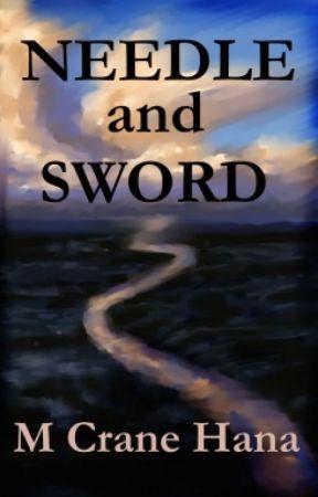 Needle and Sword by CraneHana