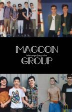 Magcon group by psy-chx