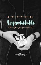 Unpredictable // idr by aintbaal
