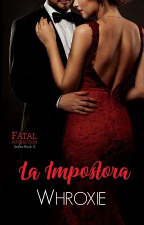 El Impostor  by Whroxie