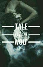 Tale of a Wolf by ZarikaCutiePie
