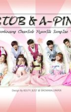 BTOB and Apink Love story by PropertyOfSuho24