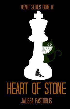 HEART OF STONE by JalissaPastorius