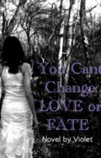 You Can't Change Love or Fate (completed)