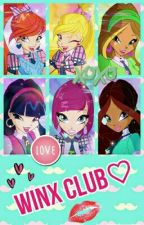 Winx Club y Especialistas by Musa_McCloud