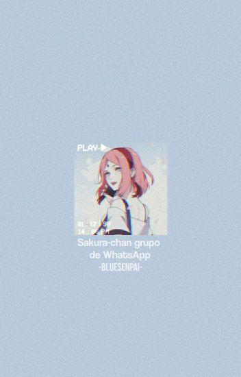 Sakura-Chan Grupo WhatsApp [Editando]