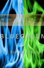 Bluegreen by rumbleroar442