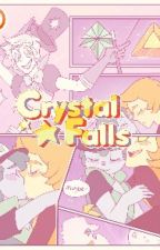 Crystal Falls by _Poisoned__Diamond_