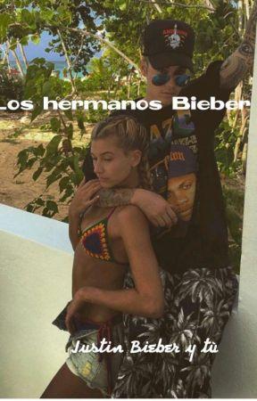 Hermanos Bieber(Justin y tu) by supuestaescritoraa
