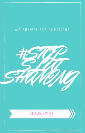 What is #StopSlutShaming?