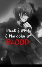Black & White, and the color of BLOOD; Homicidal Liu x Reader by Caddance