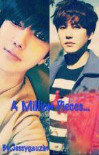 A Million Pieces... by Jessygauzin