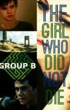 The Girl Who Did Not Die - II by -ladytime