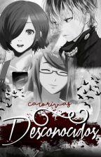 ¿Desconocidos? // Tokyo Ghoul // Tercera temporada. by CaroRivas