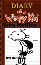 Diary of a wimpy kid : Greg Heffley by bumbaroy