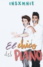 ➳ El Chico del Piano. by insxmnie