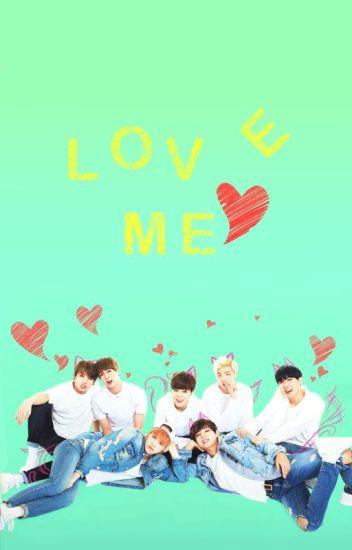 Love Me  «Vhope/Yoonmin»