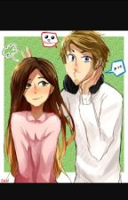 Marzia and Pewds by bc375866