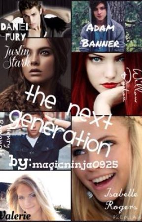 The Next Generation (An Avengers Fanfiction) - Chapter 1 - Wattpad