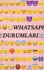 Whatsapp Durumları by _Asumm
