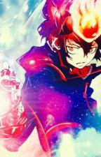 Scarlet Zinnias by ODDstar