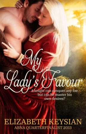 My Lady's Favour #Historical #Romance#Medieval by LizKeysian1