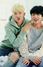 Rap monsters writers and jungkook joke by RAP_MONSTER_FAN