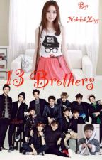 13 Brothers by NahdahZiyy