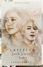 Carrying Park Jimin's Baby by guanIins