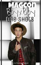 Magcon BoyxBoy One-Shots by XxTeasingShipsxX