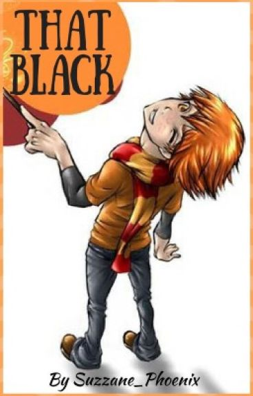 That Black... (A Fred Weasley X Reader Story)(ONGOING)