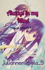 Always in My Mind ×Special A FanFic× by juliannemikaela_5
