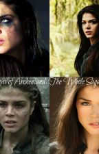 Anya of Archenland: The Whole Saga by FindMeInFiction