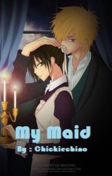 MY MAID SPG (ONESHOT)HALO