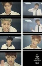 7 Boys 1 Girls (BTS fanfict) by chelle090701