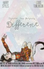 Different ~ Larry Stylinson (Hybrid!Harry) (CANCELLED IN 2014) by Dejected_Iero