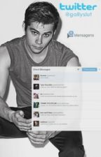 Direct Messages //Dylmas by gallyslut