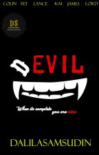 Devil by Djinki