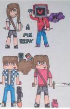 A Minecraft Story by OreoCookiesFTW