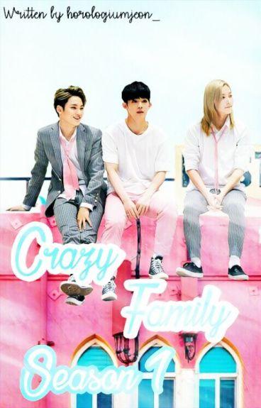 [C] Crazy Family → BTS, SVT, AOA♎ [Season 1]