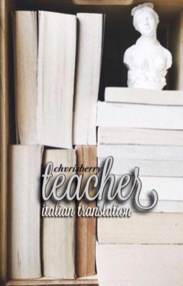 teacher ❁ muke au (italian translation)