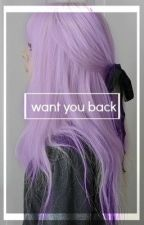 want you back ➳ j.b by cuddlxwithme